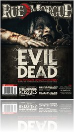 Rue Morgue Issue 132
