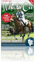 Central Horse News What's On May 2013