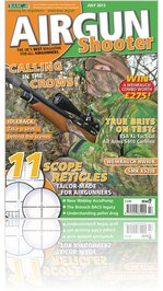 Airgun Shooter - June 2013