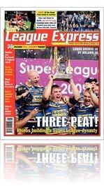 League Express - 12th Oct 2009