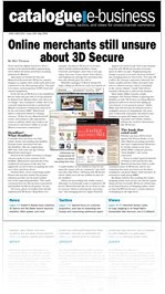 Catalogue E-Business Issue 169 May 09