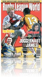 Rugby League World - Dec '09