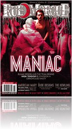 Rue Morgue Issue 134